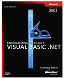 Programming Microsoft Visual Basic .NET 2003